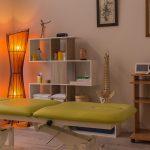 Sala de consulta para tratamientos