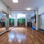 Sala de ejercicios Espacio Sinergia